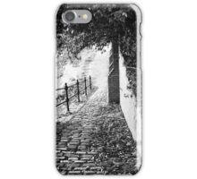 Cobbled Path, Manchester iPhone Case/Skin