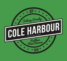 Cole Harbour Black  One Piece - Short Sleeve