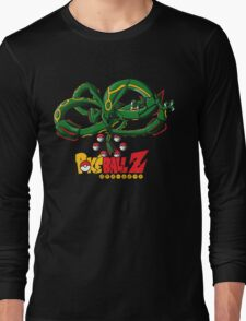 Summon The Green Dragon! Long Sleeve T-Shirt