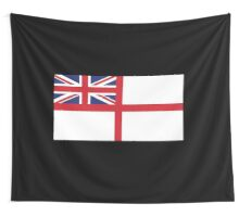 United Kingdom (Naval Ensign) Wall Tapestry