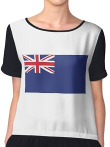 Britain Chiffon Top