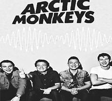 ARCTIC MONKEYS by sprideaux