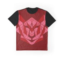 Wolf Head Graphic T-Shirt