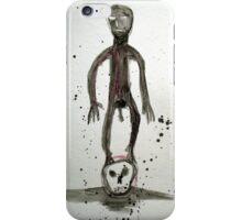 UNA IDEA SOBRE LA EVOLUCIÓN (an idea about evolution) iPhone Case/Skin