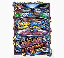 DEAD AND COMPANY SUMMER TOUR 2016 XFINITY THEATRE-HARTFORD.CT Unisex T-Shirt