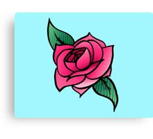 Ring Round' the Roses Canvas Print