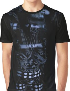 emily white tek omni 001 Graphic T-Shirt