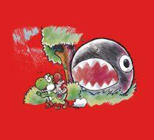 Run Yoshi run Baby Tee
