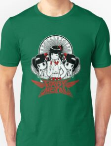 Baby Metal Cartoon Unisex T-Shirt