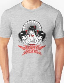 Baby Metal Cartoon Unisex T-Shirt