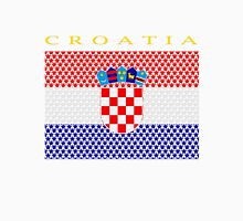CROATIA, STAR Unisex T-Shirt