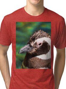 Penguin Pop Tri-blend T-Shirt