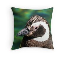 Penguin Pop Throw Pillow
