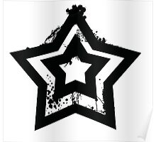 The Junky Star by Junky Star Brand Poster