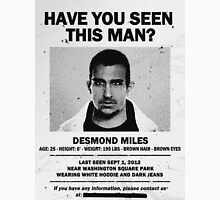 Desmond Miles Unisex T-Shirt