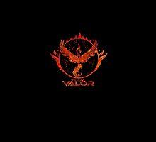 red team VALOR by morigirl