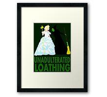 This Feeling... Framed Print