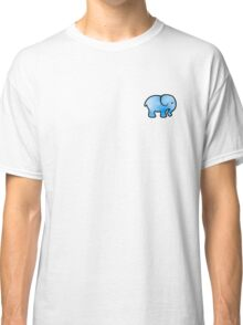 blue sky elephant  Classic T-Shirt