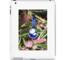 Blue wren 4 iPad Case/Skin