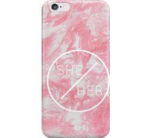 she/her iPhone Case/Skin
