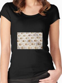 Nuts and Bolts Women's Fitted Scoop T-Shirt