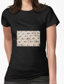 Nuts and Bolts Womens Fitted T-Shirt