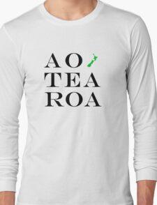 Aotearoa Long Sleeve T-Shirt