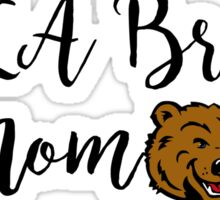 UCLA Bruins Mom Sticker