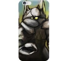 Rock Golem iPhone Case/Skin