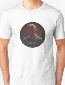 Time is a Flat Circle True Detective Unisex T-Shirt