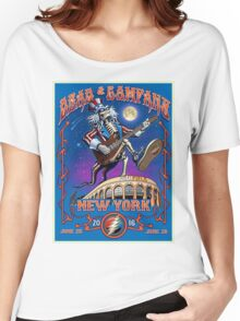 DEAD AND COMPANY SUMMER TOUR 2016 CITI FIELD - NEW YORK Women's Relaxed Fit T-Shirt