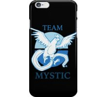 PKMNGO TEAM Mystic Alliance! iPhone Case/Skin