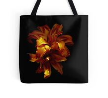 Orange Daylilies Tote Bag