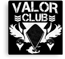 Valor Club Canvas Print