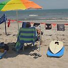 Summer Surf by Jacker