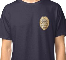 Lucifer Morningstar - Detective Badge Classic T-Shirt