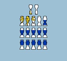 Uruguay World Cup and Copa America Trophy Cabinet Unisex T-Shirt