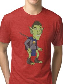 HarmonQuest: Boneweevil Tri-blend T-Shirt