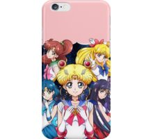 Sailor Moon Crystal Season III iPhone Case/Skin