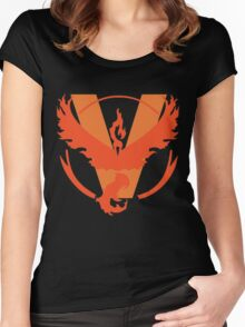 Valor Power Women's Fitted Scoop T-Shirt