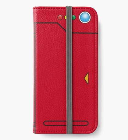 pokemon pokedex  iPhone Wallet/Case/Skin