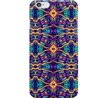Tribal Visions Geometric Abstract Pattern 2 iPhone Case/Skin