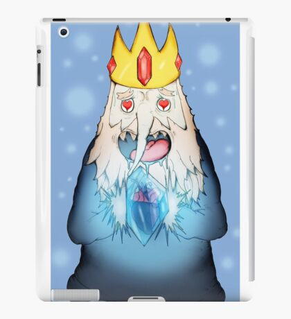 Ice king, lust iPad Case/Skin