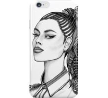 See Through Disguise iPhone Case/Skin