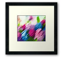 Mk Abstract Framed Print