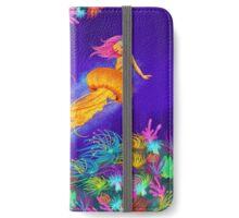 Jellyfish Mermaid! iPhone Wallet/Case/Skin