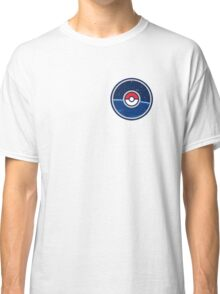 "POKEMON GO: ""GO"" pokemon go logo! Classic T-Shirt"