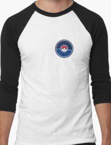 """POKEMON GO: """"GO"""" pokemon go logo! Men's Baseball ¾ T-Shirt"""