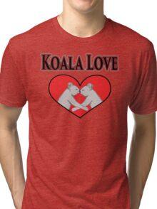 Koala Love  Tri-blend T-Shirt