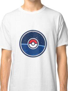 "POKEMON GO: ""GO"" pokemon go logo! v1.2 Classic T-Shirt"